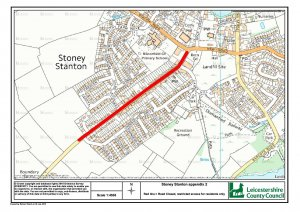 IMPORTANT - ROAD CLOSURE DETAILS
