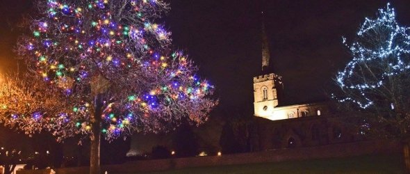 Image: Christmas In Stoney Stanton